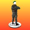Militar—TRASERA